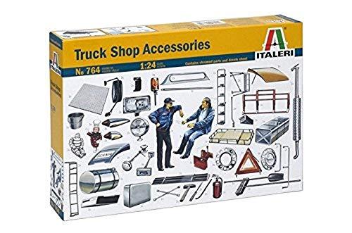 Italeri 510000764 - 1:24 Truck Shop Zubehör