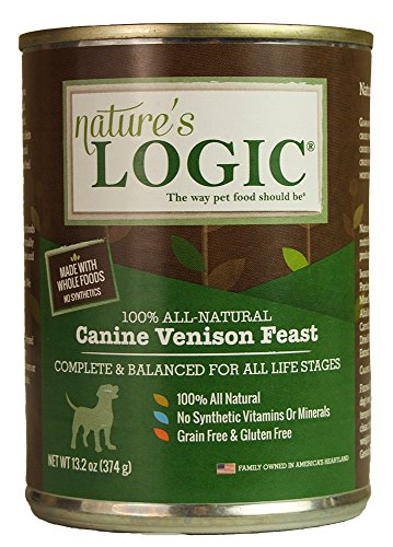 Nature'S Logic Canine Venison Feast