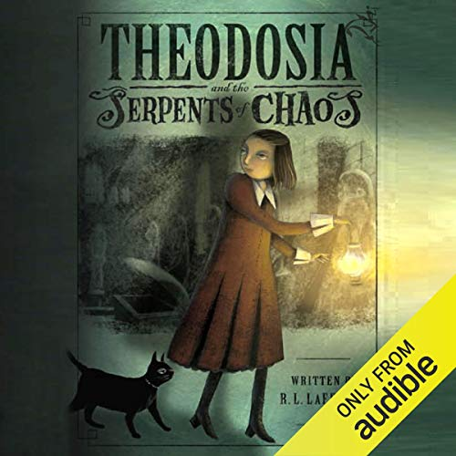 Theodosia and the Serpents of Chaos cover art