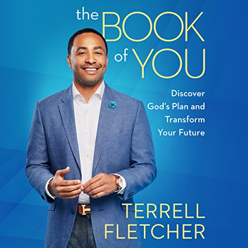 The Book of You audiobook cover art