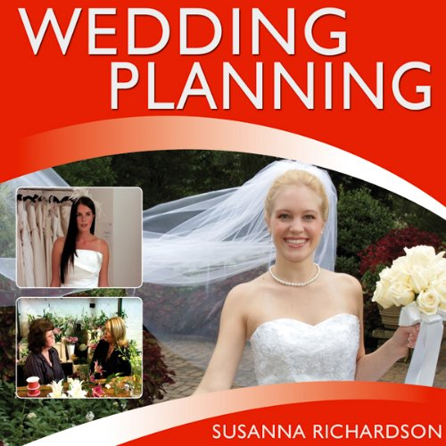 Wedding Planning audiobook cover art