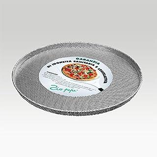 Zio Pepe Pala per cuocere la Pizza Forata Stella da 16x190 cm Acciaio Inox
