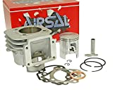 AIRSAL T6 Tech-Piston Kit cylindre 70 cc pour MBK Booster Naked 50cc NG, Rocket,...