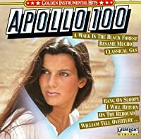 Golden Instrumental Hits by Apollo 100 (1990-07-28)