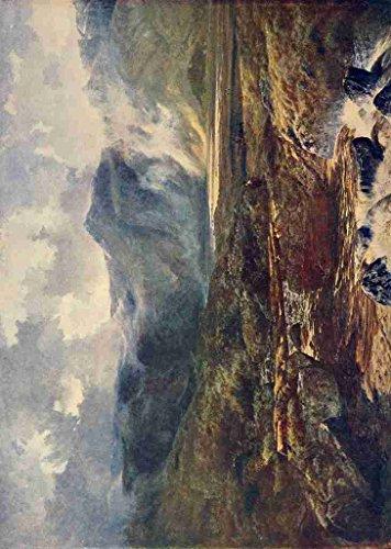 A4 foto Oakes John Wright 1820 1887 grandes cuadros en galerías privadas...