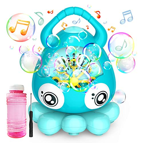 Hamdol Bubble Machine Automatic Bubble Blower