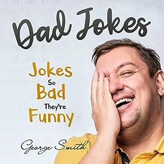 Dad Jokes audiobook cover art