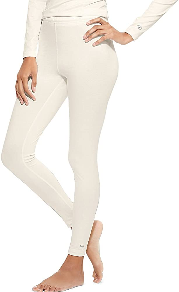 Champion Duofold Women's Varitherm Base-Layer Thermal Pants_Pearl_L