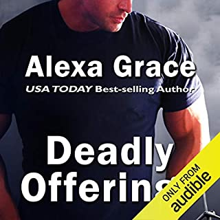 Deadly Offerings audiobook cover art