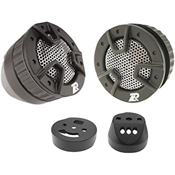 Power Acoustik NB-4 250-Watt 4-Way Mount Tweeter