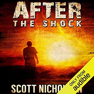 After     The Shock, Book 1              By:                                                                                                                                 Scott Nicholson                               Narrated by:                                                                                                                                 Kevin Clay                      Length: 8 hrs and 37 mins     167 ratings     Overall 3.6