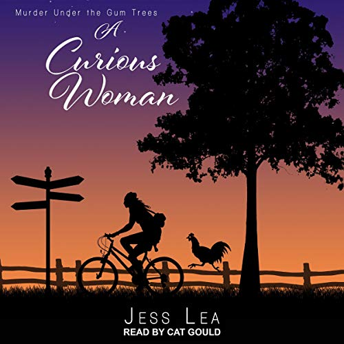 A Curious Woman audiobook cover art