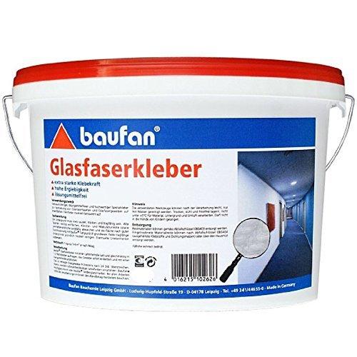 Baufan -   Glasfaserkleber 16