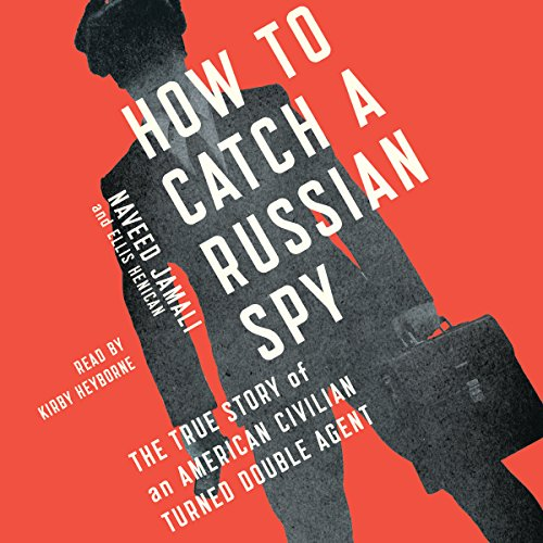 How to Catch a Russian Spy audiobook cover art