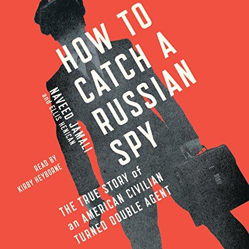 Couverture de How to Catch a Russian Spy