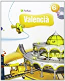 Valencia 6º Primaria (Lengua) Tres Trimestres (Pixepolis) - 9788426388605