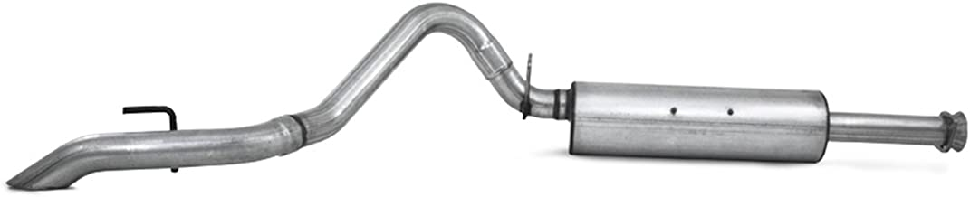 MBRP S5520AL Aluminized Single Cat Back Exhaust System