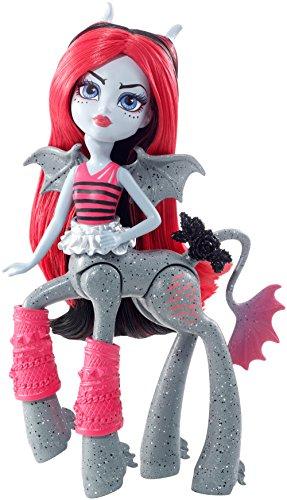 Monster High Fright-Mares Doll - Frets Quartzmane