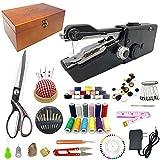 Best Handheld Sewing Machines - [143 PCS] Portable Handheld Sewing Machine + Sewing Review