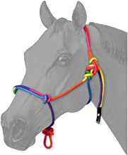 Tough 1 Tough-1 Multi-Colored Miniature Rope Halter
