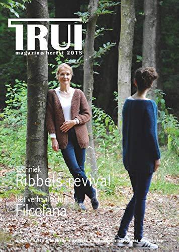 TRUI magazine herfst 2018: de inspiratiebron voor breien en haken