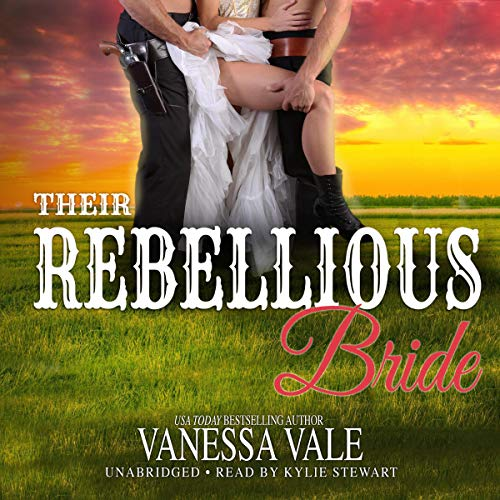 Their Rebellious Bride cover art