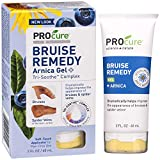 Procure Bruise Remedy Gel 2 Fl Oz, Bruise Remedy Gel with Arnica, Helps Improve the Appearance of Bruises and Spider Veins on Foot and Ankle