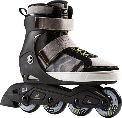 K2 Herren Highline Skateboardschuhe, Mehrfarbig (Design 001), 42 2/3 EU