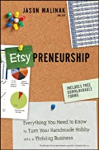 etsy-preneurship: كل ما تحتاجين إلى معرفة إلى مصنوعة يدوي ً ا بك Hobby إلى عالم الأعمال مزدهرة