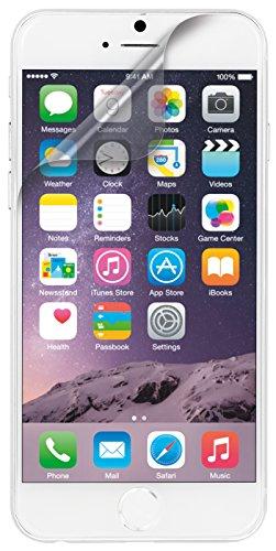 CASE IT Carcasa Impacto Resistente Protector de Pantalla Protector de Pantalla Resistente a los arañazos Self-Healing para iPhone 6 / 6S - Transparente