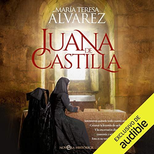 Diseño de la portada del título Juana de Castilla