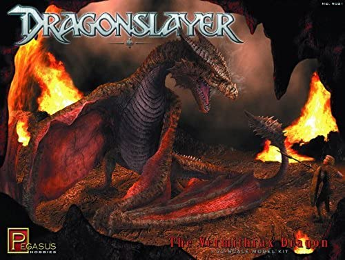 comprar barato Pegasus Hobbies Dragonslayer  Vermithrax Dragon Dragon Dragon Model Kit by Pegasus Hobbies  80% de descuento