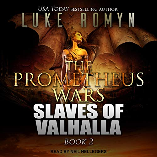 Slaves of Valhalla audiobook cover art