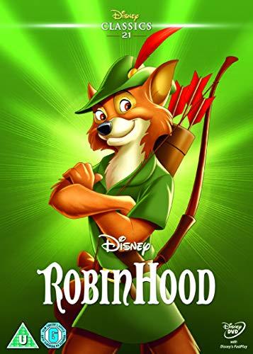 Robin Hood (Disney) [Edizione: Paesi Bassi] [Edizione: Regno Unito]