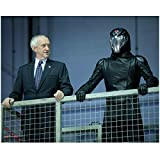 G.I. Joe: Retaliation Jonathan Pryce as President and Luke Bracey as Cobra Commander 8 x 10 Inch Photo