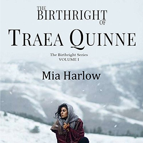 The Birthright of Traea Quinne audiobook cover art