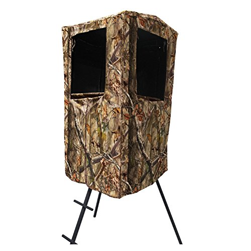 Best Review Of Sniper Treestands SASE60 Outlaw Full Enclosure