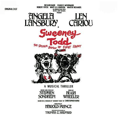 Original Broadway Cast of Sweeney Todd: The Demon Barber of Fleet Street