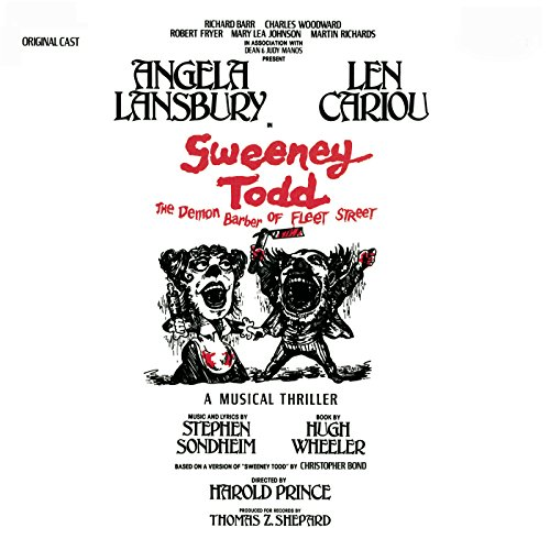 Sweeney Todd: The Demon Barber of Fleet Street (Original Broadway Cast Recording)