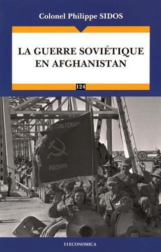 La guerre soviétique en Afghanistan