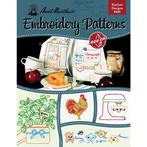 Top 10 Best Selling List for embroidery patterns for kitchen towels