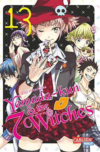 Yamada-kun and the seven Witches 13 (13)