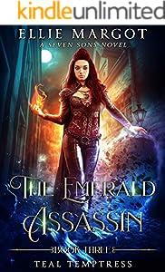 The Emerald Assassin 3巻 表紙画像