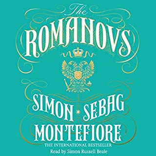 The Romanovs: 1613-1918 cover art