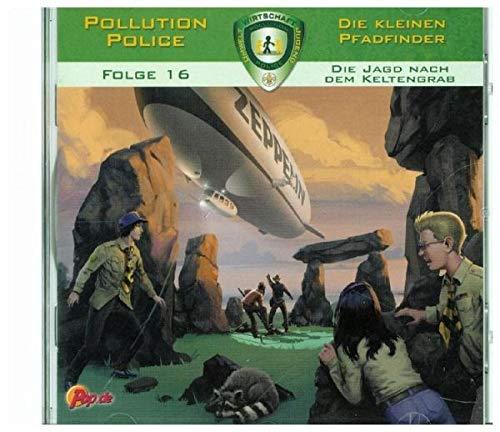 Topf, M: Pollution Police 16/Keltengrab/CD