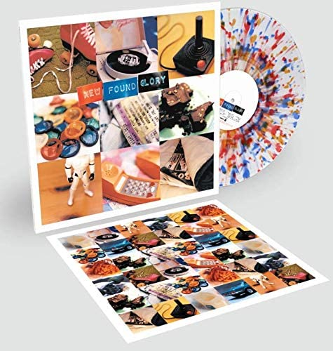 New Found Glory Limited Edition 12 Vinyl product image