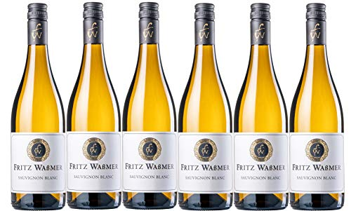 Weingut Fritz Waßmer Sauvignon Blanc QW trocken (6 x 0,75L)