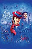 Mary Poppins - Returns - Spit Spot - Film Movie Poster