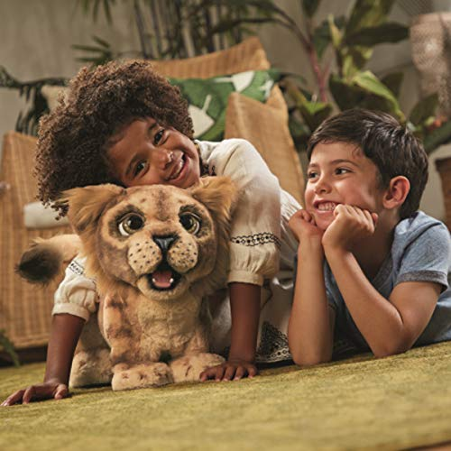 Mighty Roar Simba is one of the latest interactive electronic pets for kids