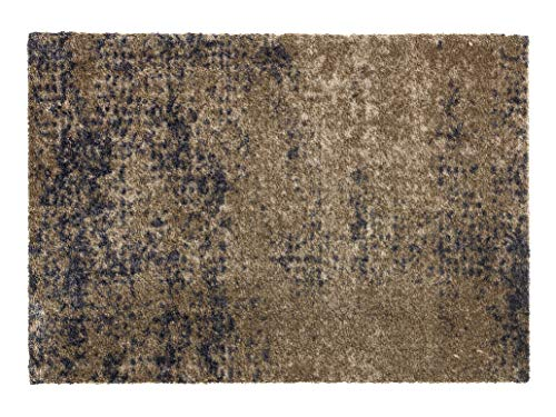Schöner Wohnen Kollektion Rutschhemmende Sauberlaufmatten Manhattan – waschbarer Teppichläufer – strapazierfähige Schmutzfangmatten – (Vintage Taupe, 50 x 70 cm)